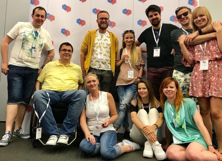 Zjazd blogerów - Blogotok 2018 Kielce