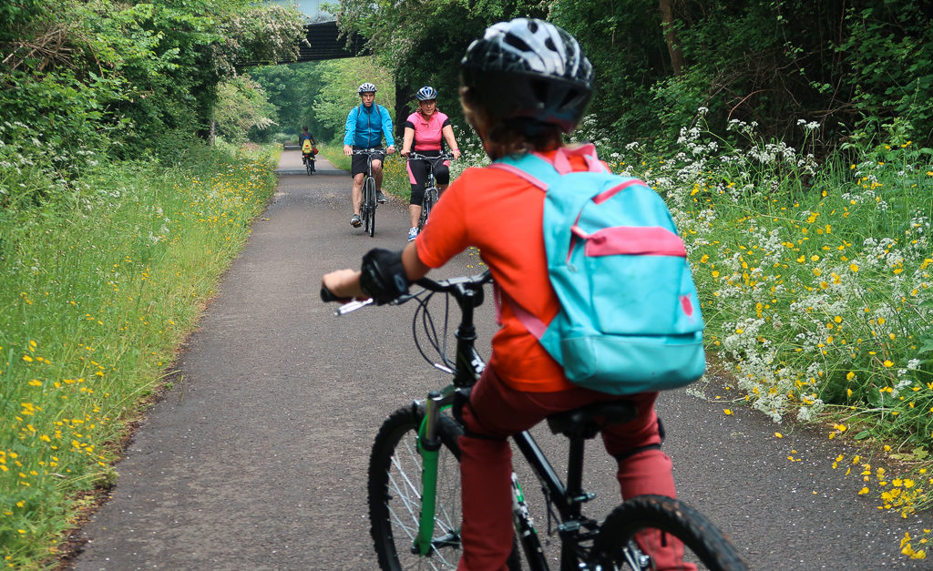 Cycle from Bristol to Bath