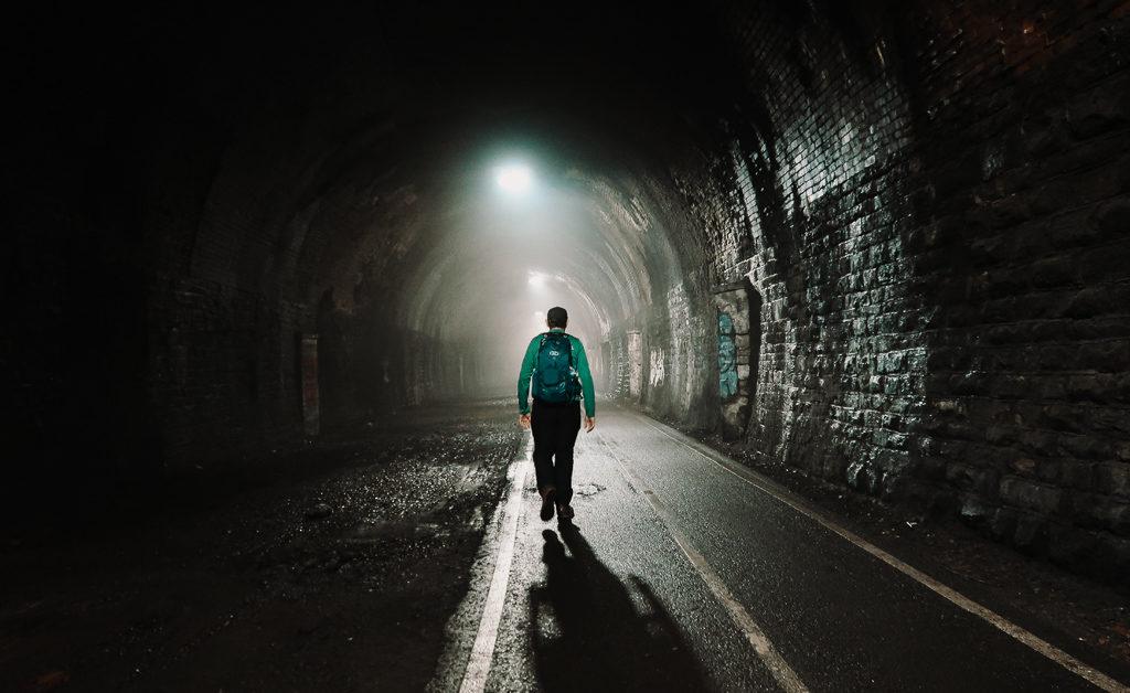 Ścieżka rowerowa z Bristolu do Bath
