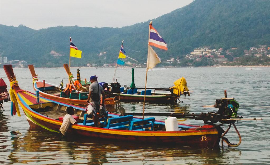 Tajlandia i Patong Beach budżetowy luksus