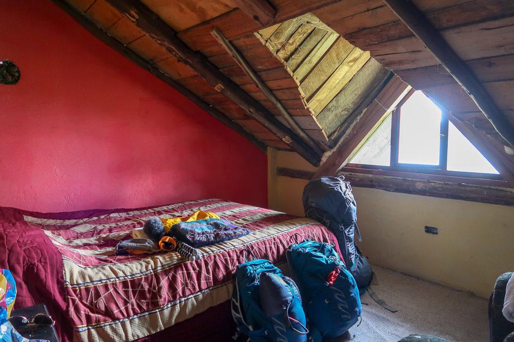 Couchsurfing w Ekwadorze, nieopodal wulkanu Cotapaxi, Quito