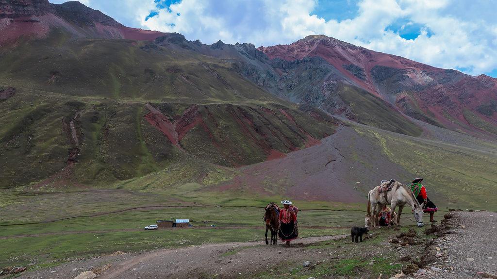 Góry Tęczowe w Peru na własną rękę bez agencji turystycznej samemu