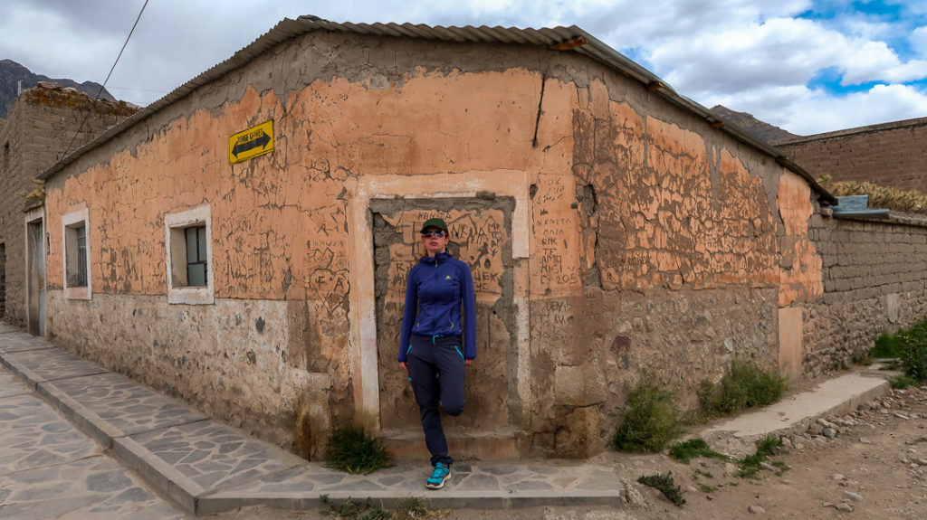 Światu na Głowie - kierunek Ameryka Południowa. Chivay, Peru