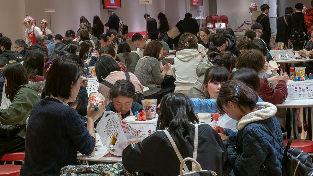 muzeum zupek chińskich yokohama tokio japonia