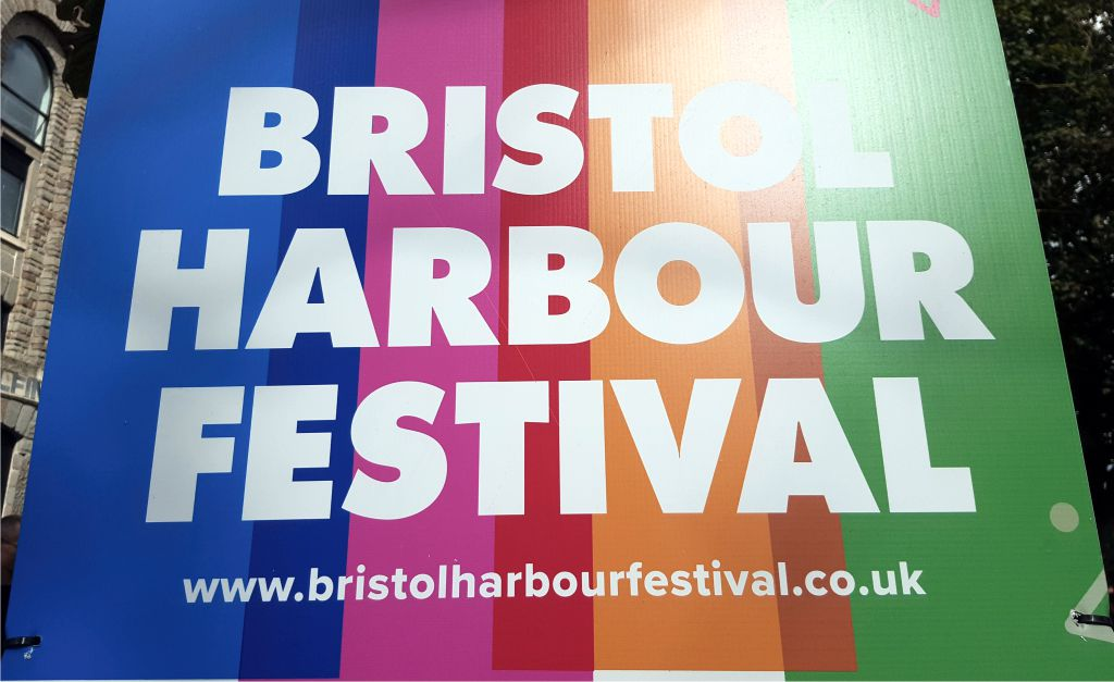 Bristol harbour festival bo chciec to moc