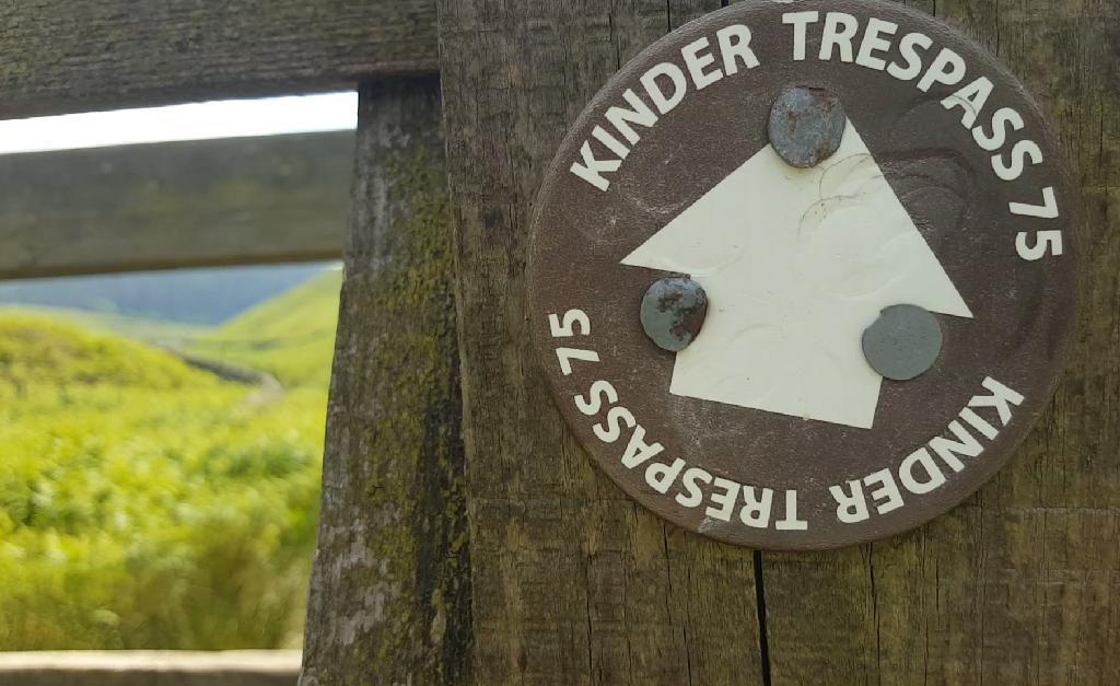 Kinder Scout Peak District trasa , atrakcje i pomysły na weekend w połnocnej anglii
