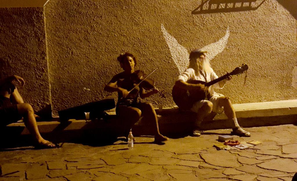 Corniglia Nocą - muzyczne występy