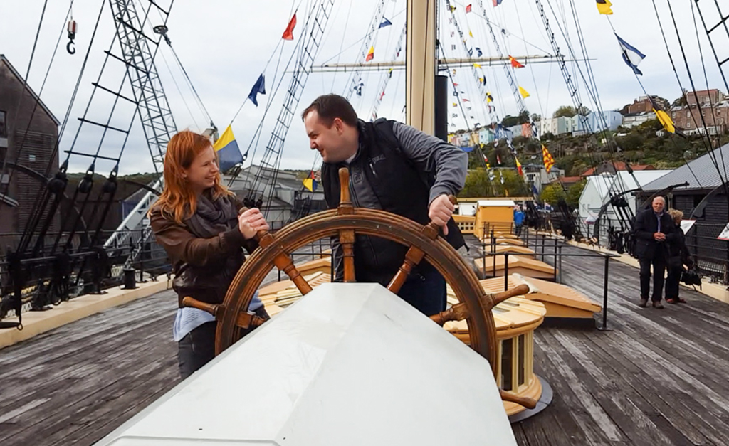 SS Great Britain BCTM