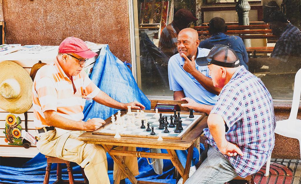 Mieszkańcy Dominikany i ich rozrywki budżetowy Luksus