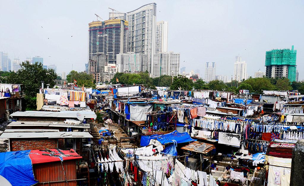 Największa pralnia na świecie Mumbaj